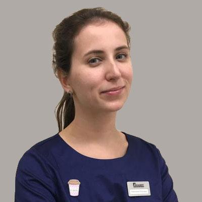 Серова Анастасия Олеговна