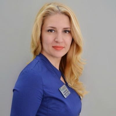 Стаматова Эллина Павловна