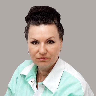 Кульбида Елена Викторовна