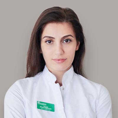 Телунц Юлия Сейрановна