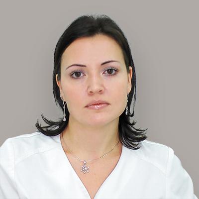 Костикова Елена Леонидовна