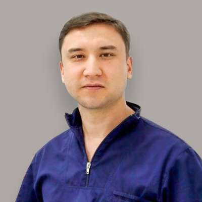 Расулов Руслан Шарифуллович