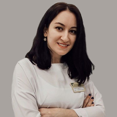Саидова Марина Вагидовна