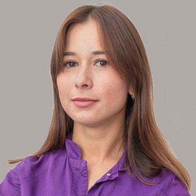 Строгова Елизавета Михайловна