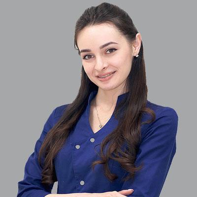 Бетеева Залина Витальевна