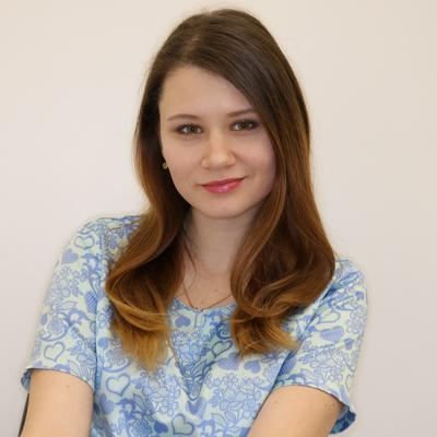 Анашкина Дарья Юрьевна