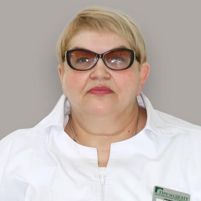 Фетисова Татьяна Евгеньевна
