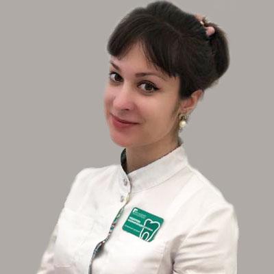 Федорова Ксения Владимировна