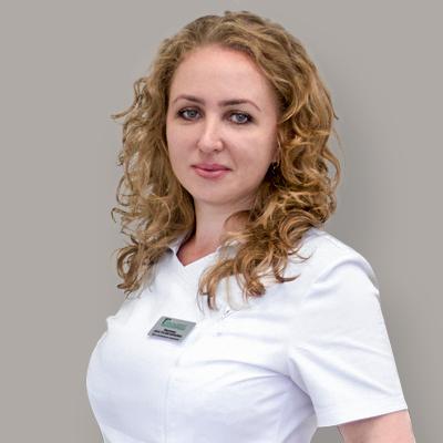 Новичкова Анастасия Юрьевна