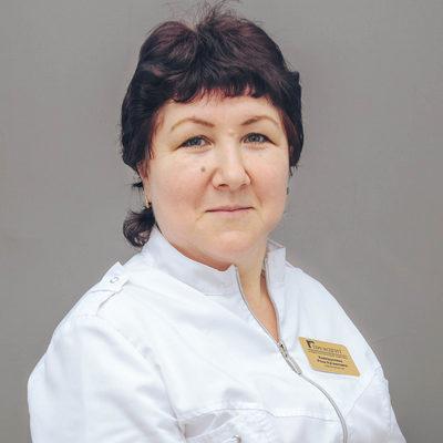 Хамидуллина Роза Хусаиновна