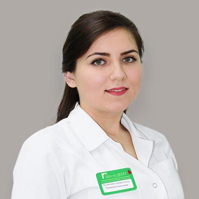 Еришиди Ангелина Григорьевна