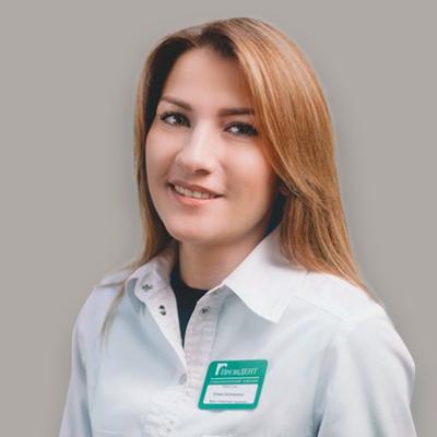 Юматова Алина Евгеньевна