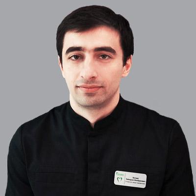 Хетеев Таймураз Эльбрусович