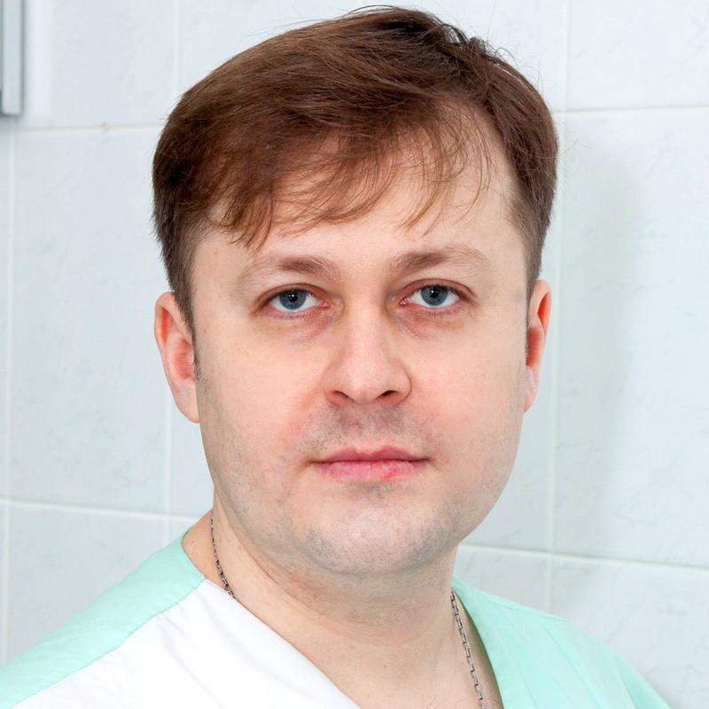 Хирург–имплантологкандидат